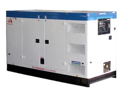 静音型柴油发电机组